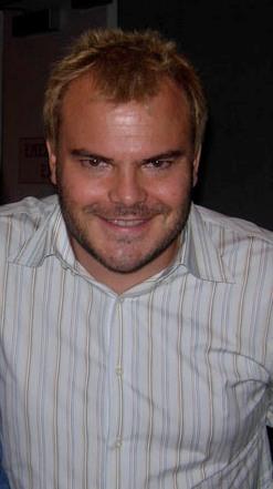 Jack Black in November 2007