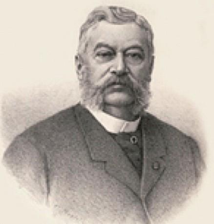 Depiction of Jean Jules Linden