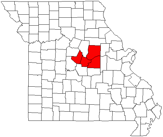 Jefferson City metropolitan area - Wikipedia