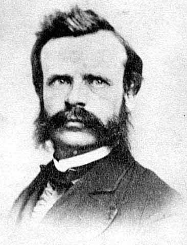 John Wesley Powell explored the Grand Canyon in a Rowboat