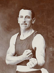 Johnny Basham Wales boxer
