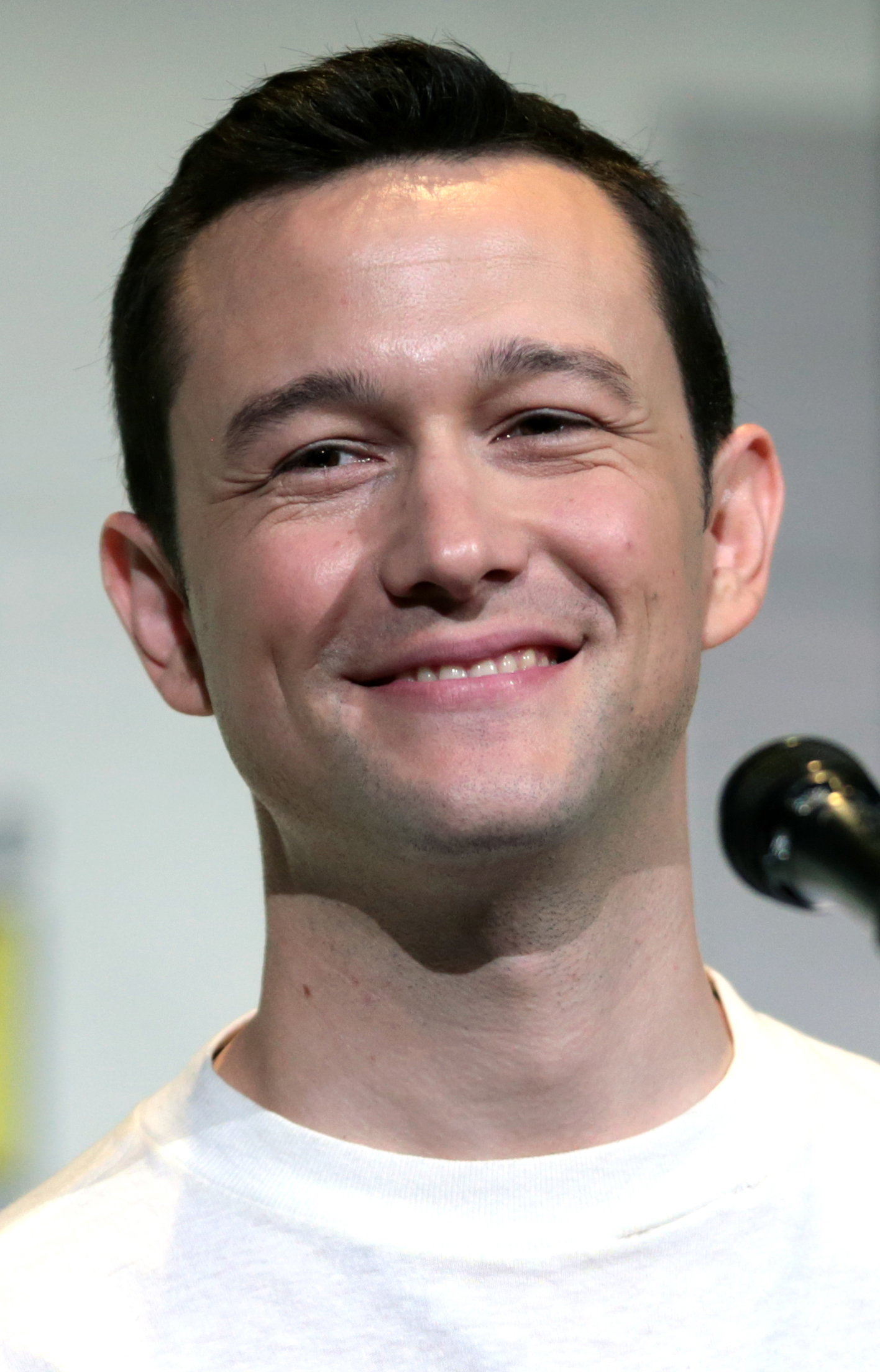 The 38-year old son of father Dennis Levitt and mother Jane Gordon Joseph Gordon-Levitt in 2019 photo. Joseph Gordon-Levitt earned a  million dollar salary - leaving the net worth at 35 million in 2019