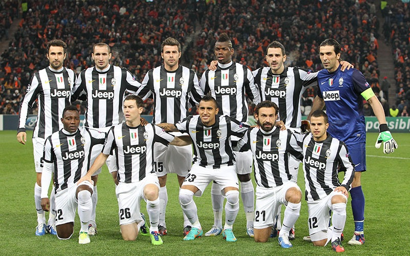 juventus players