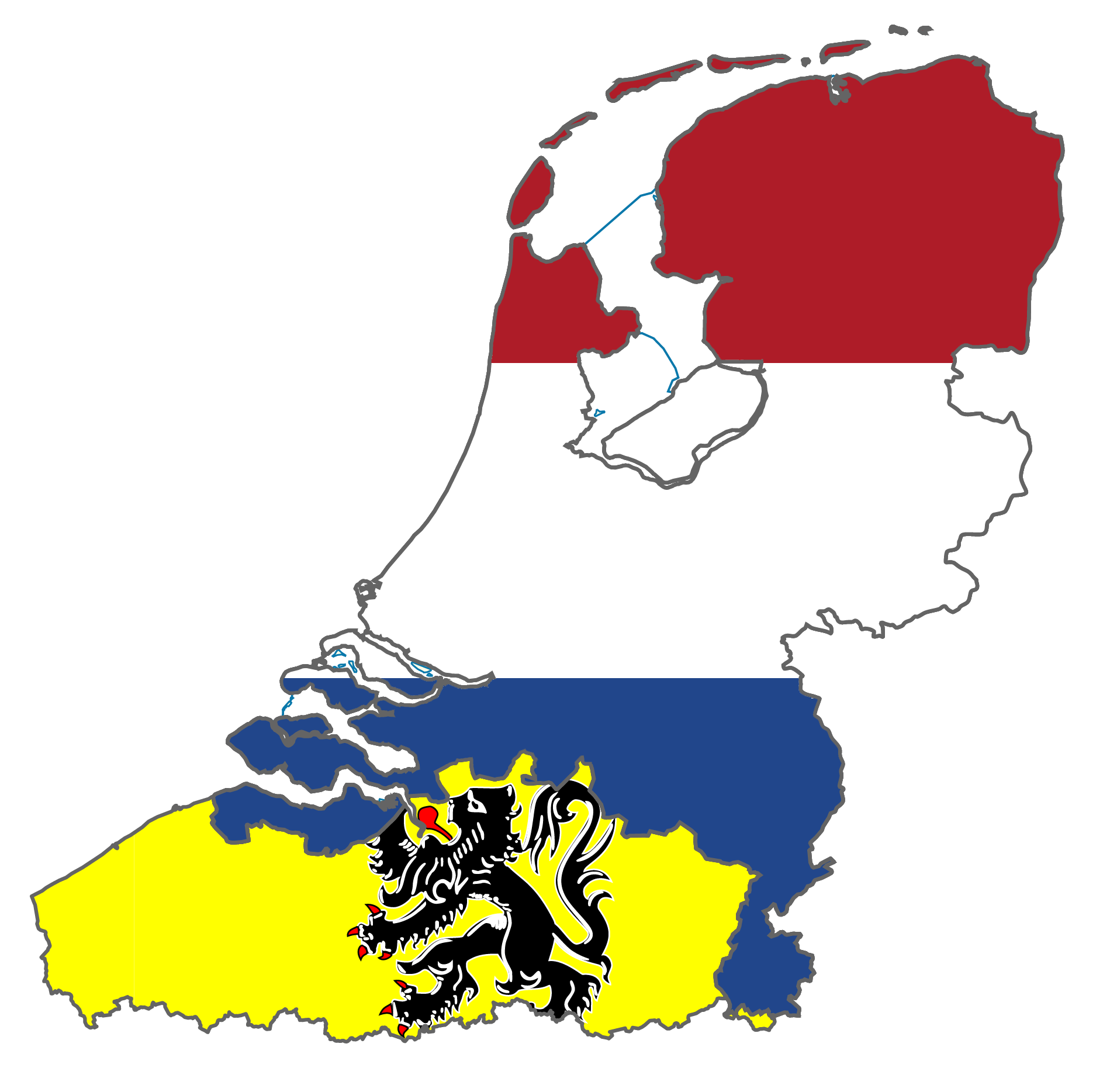 Greater Netherlands - Wikipedia