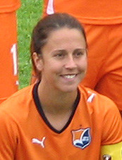 Kacey White American soccer player
