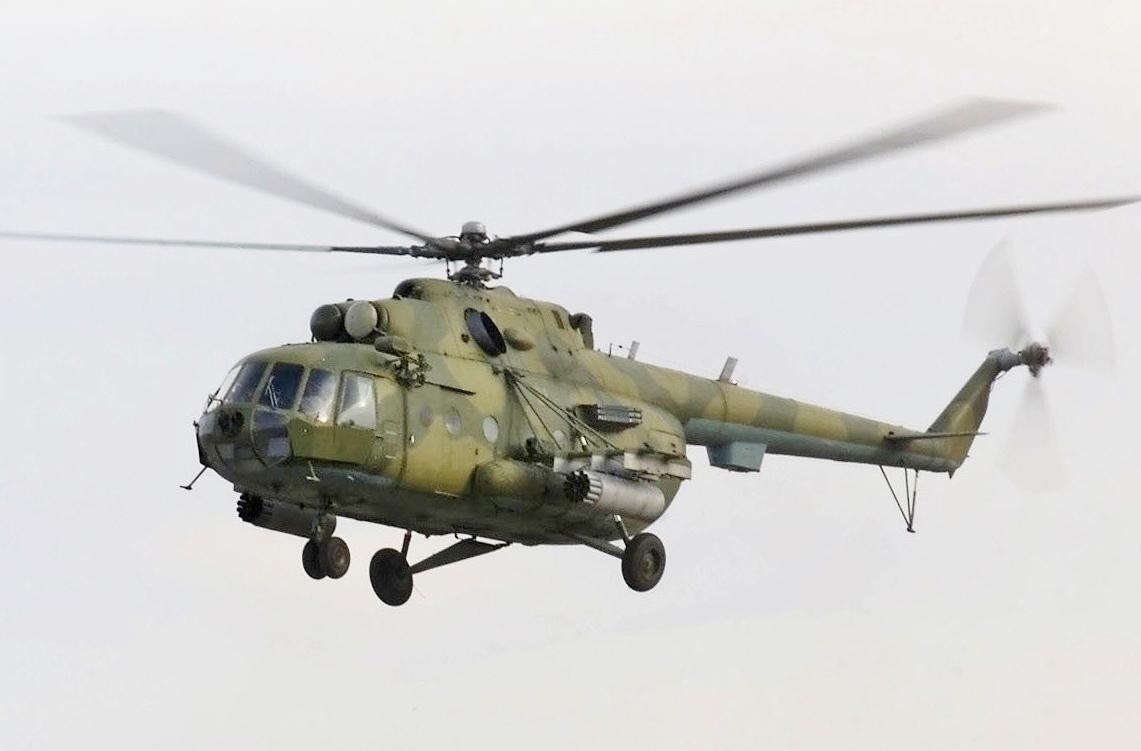 هليكوبتر جديد للقوات الخاصة KazakhstanMi-8MT2000%28DF-SD-01-06442%29