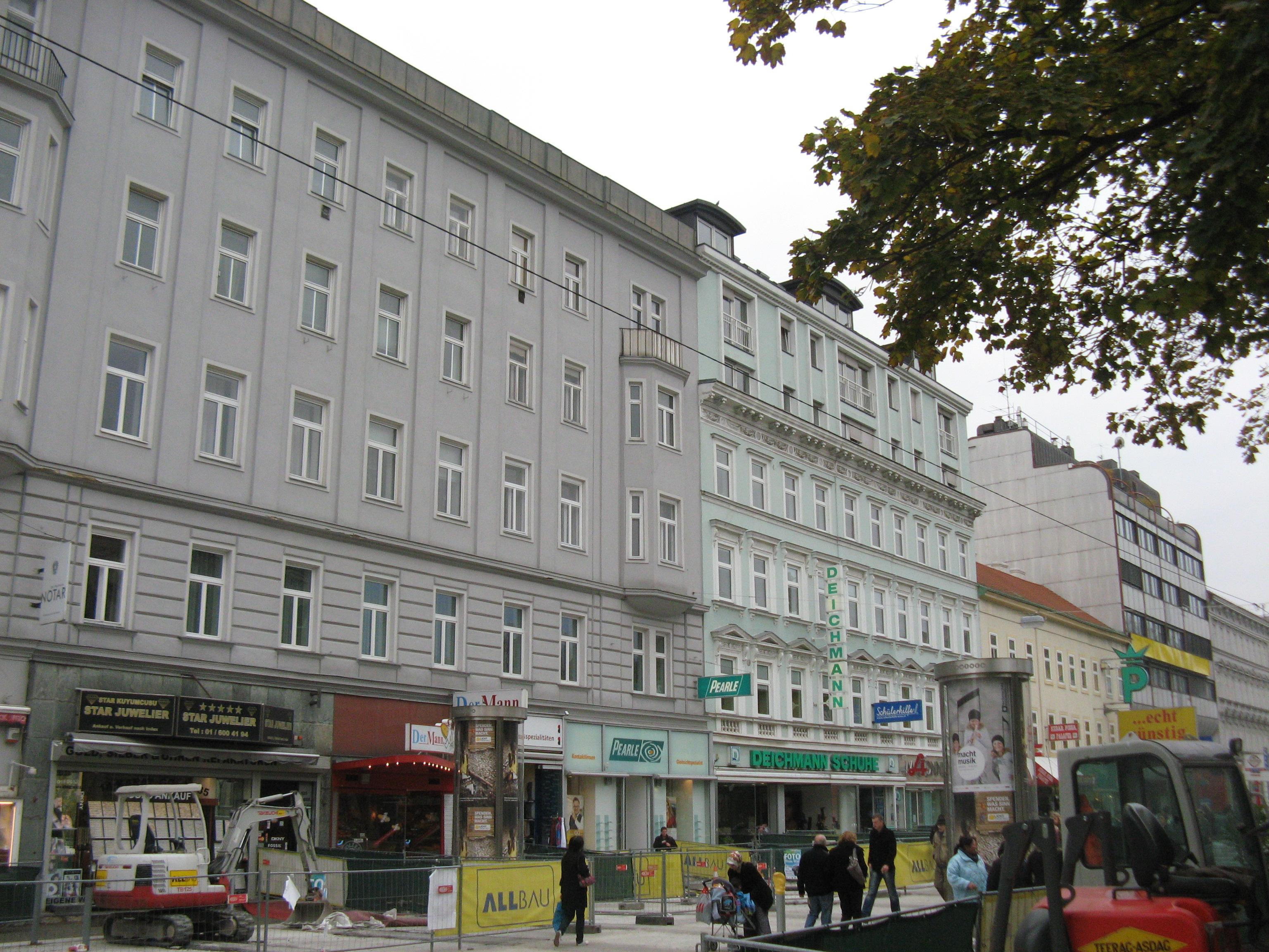 Keplerplatz Wien