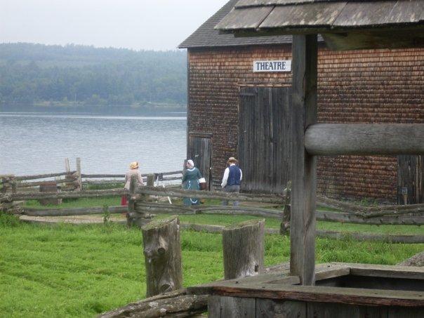 Kings Landing Historical Settlement