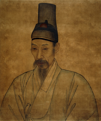 Male dress of a Seonbi. A portrait painted by Yi Jaegwan (1783-1837) Korea-Yi Chegwan-Portrait of a Confucian scholar.jpg