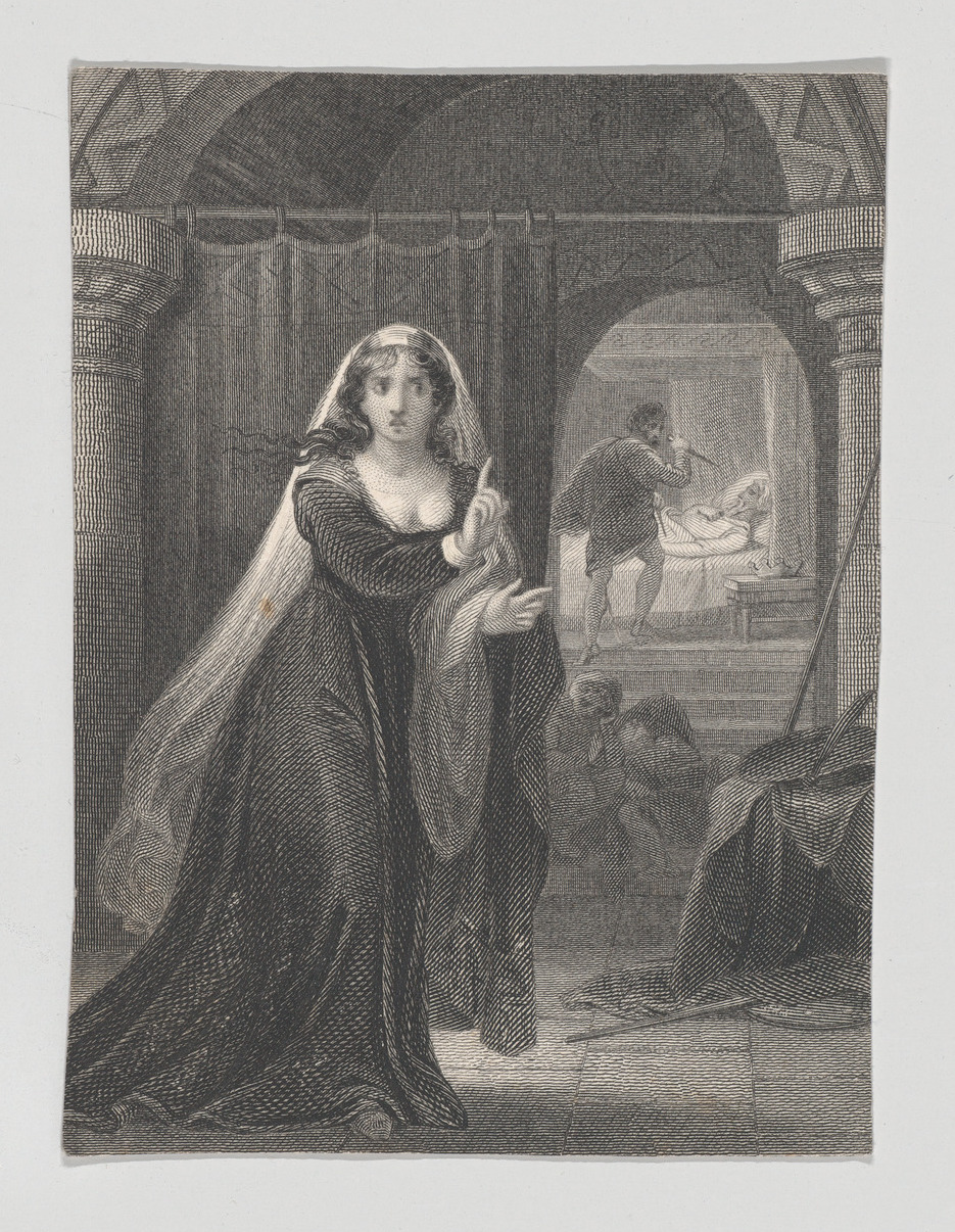 an analysis of the murder of macbeth in macbeth by william shakespeare Free study guide for macbeth: plot summary, annotated text, themes macbeth does murder sleep,' the innocent sleep a guide to the complete works of william.