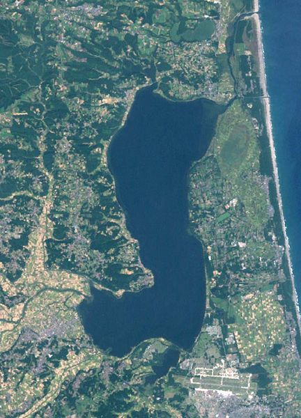 Lake ogawara landsat.jpg