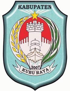 File Lambang Kabupaten Kubu Raya Jpg Wikimedia Commons
