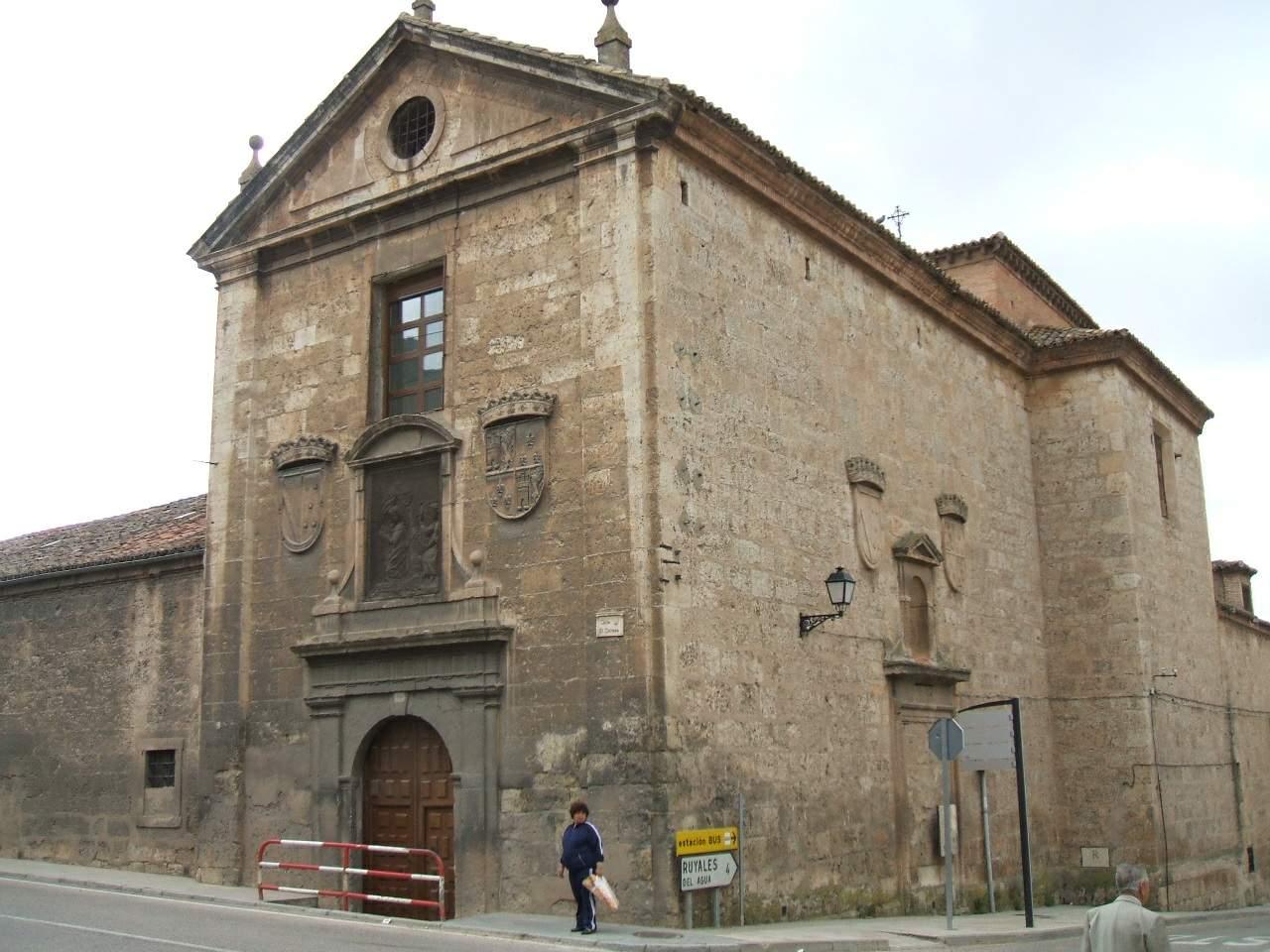 File:Lerma - Convento de la Madre de Dios (MM Carmelitas ...