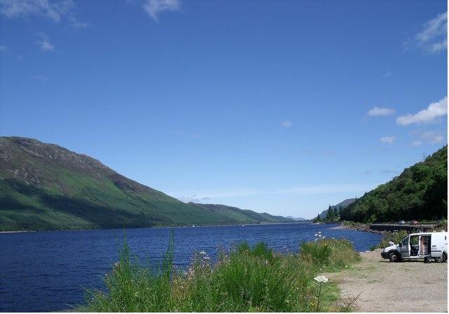 Loch Lochy - geograph.org.uk - 1565417