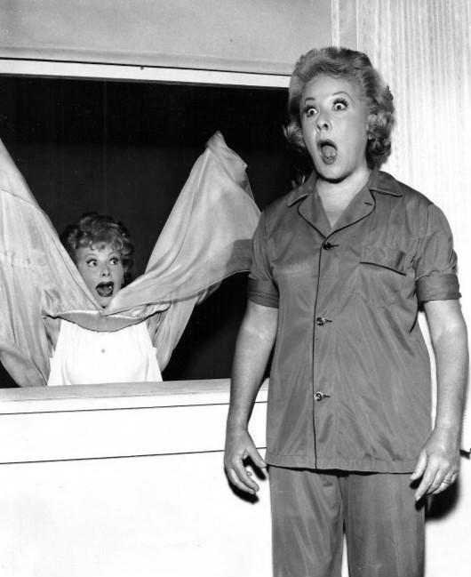 Description Lucille Ball Vivian Vance Lucy Show 1962 JPGVivian Vance Lucille Ball