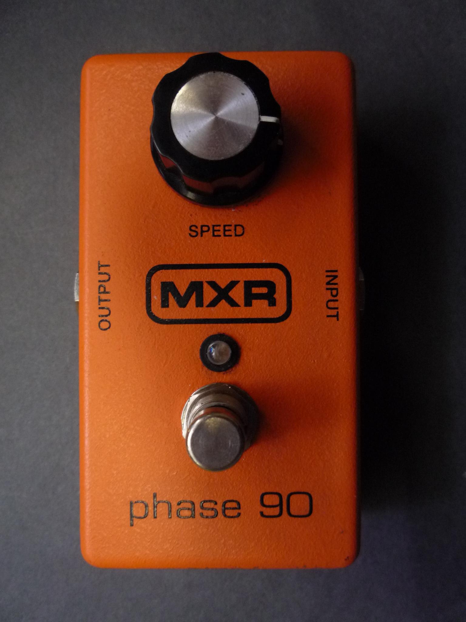 Amazon.com: MXR M101 Phase 90: Musical Instruments