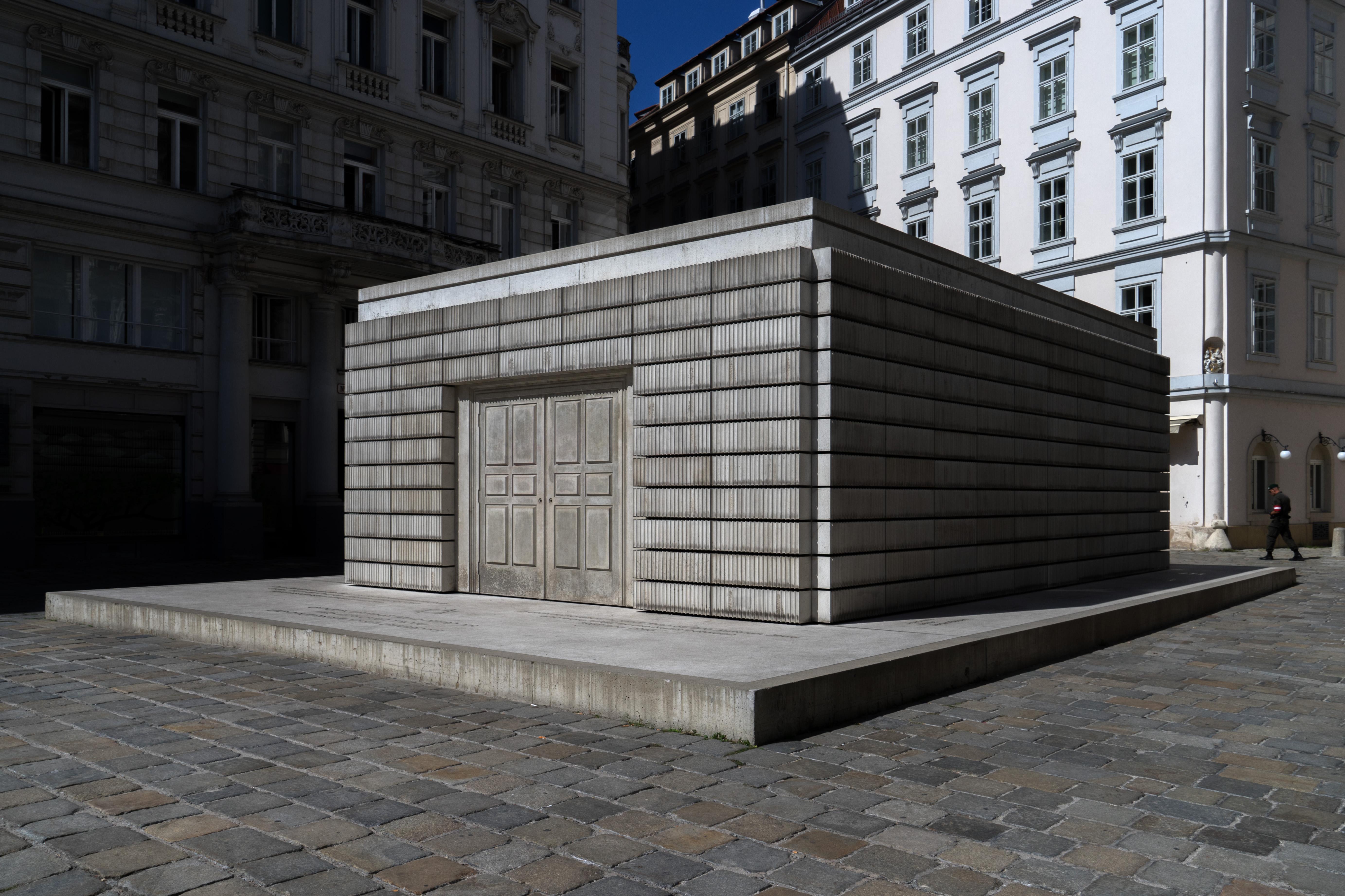 Mahnmal für die österreichischen jüdischen Opfer der Schoah - Wikiwand