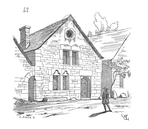 Rougemont c te d 39 or wikip dia - Image maison dessin ...