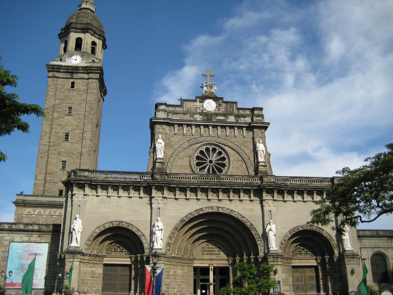 Famous Architecture Buildings In The Philippines manila: sightseeing