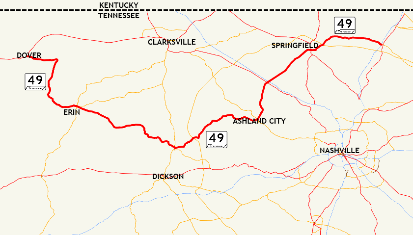 File:Map of Tennessee State Route 49.png - Wikimedia Commons