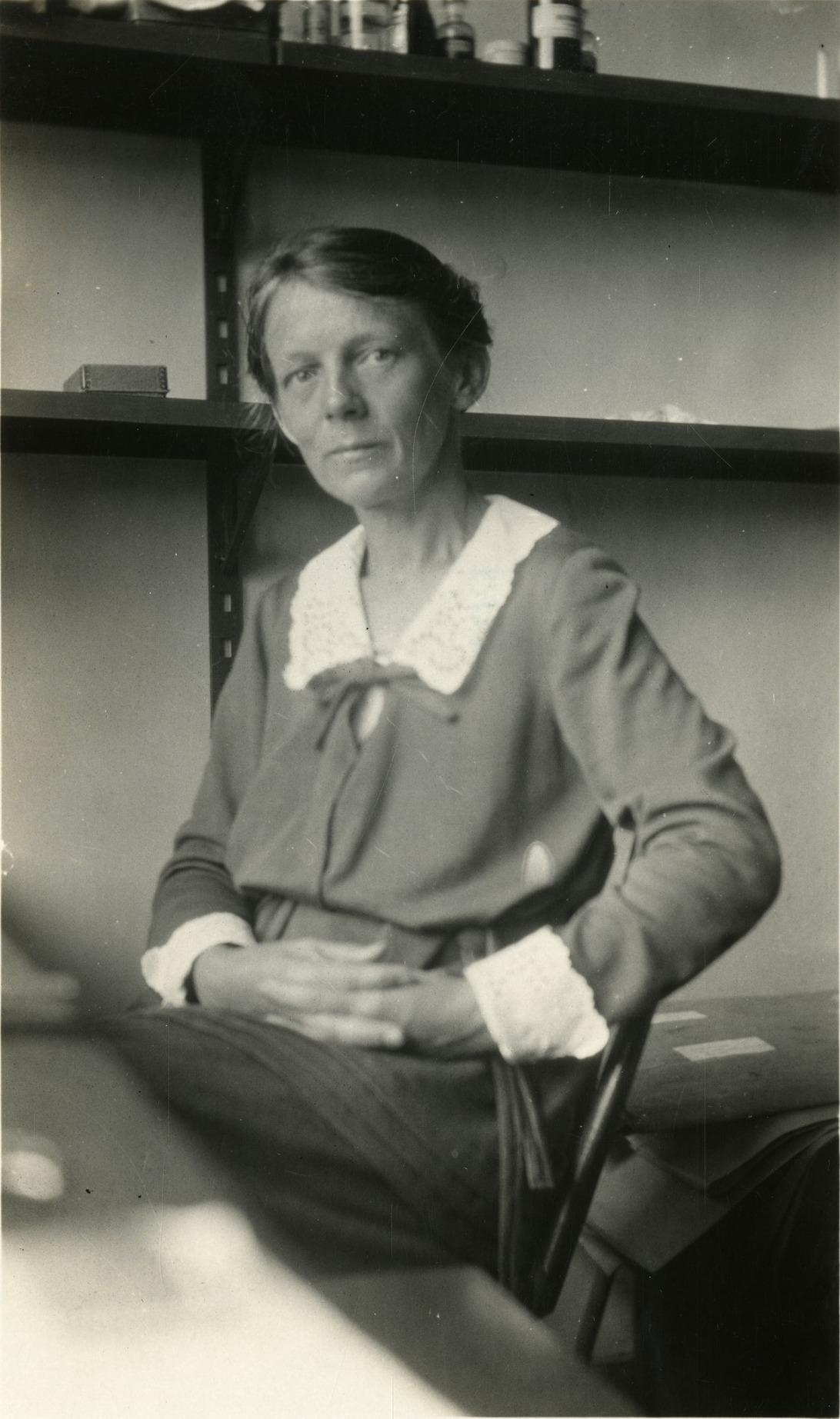 image of Margaret Reed Lewis