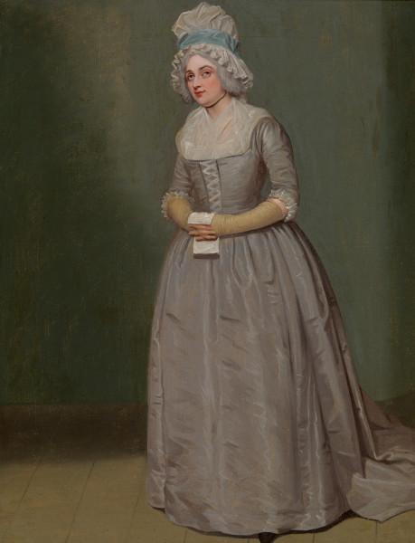 La comédienne britannique Mary Wells. | DR