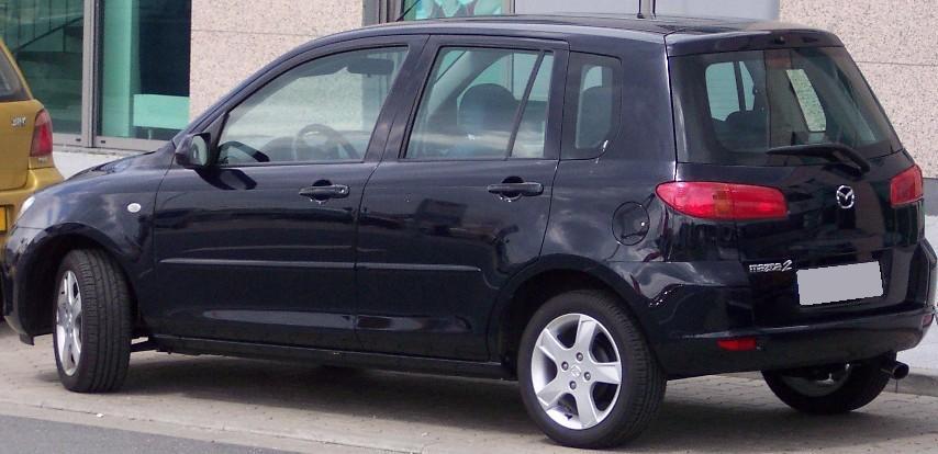 File Mazda 2 Black Hr Jpg Wikimedia Commons