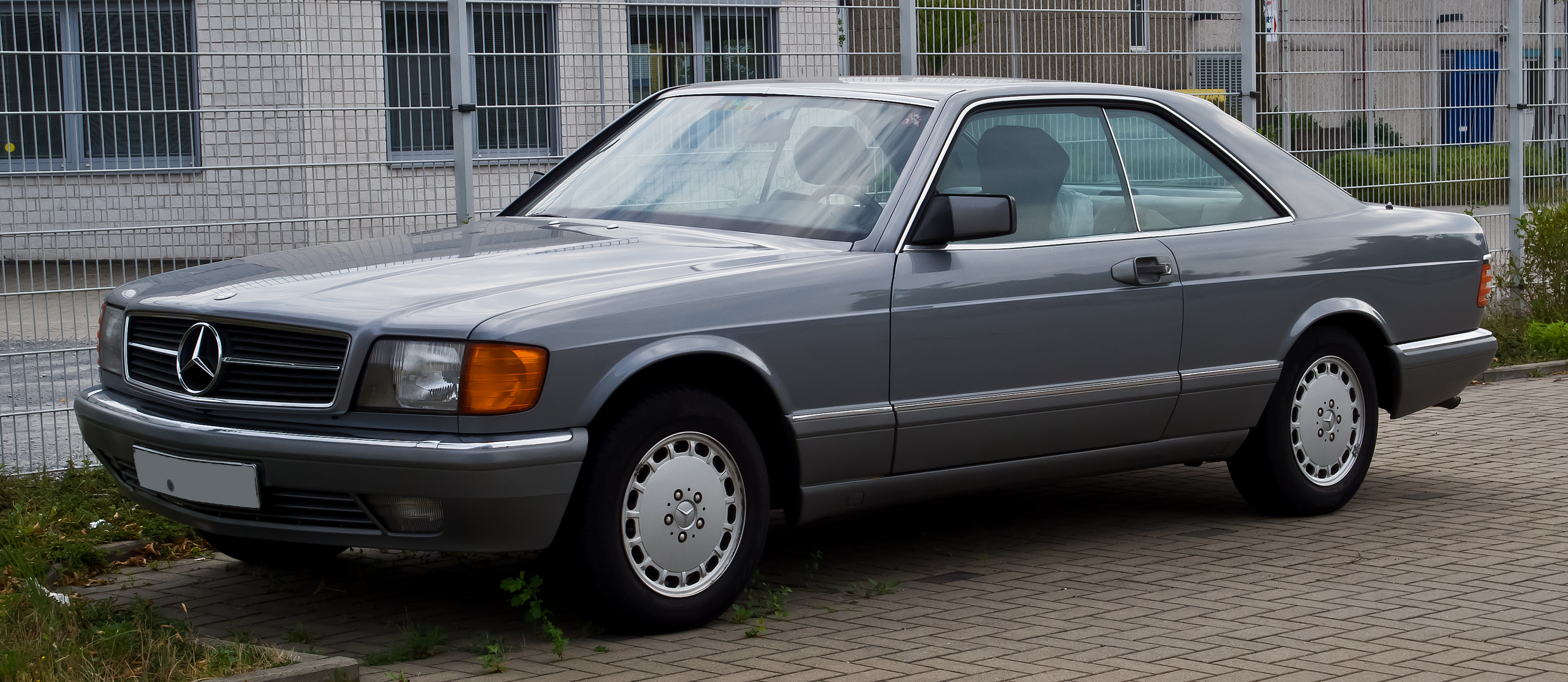File mercedes benz 500 sec c 126 facelift for Mercedes benz c 500