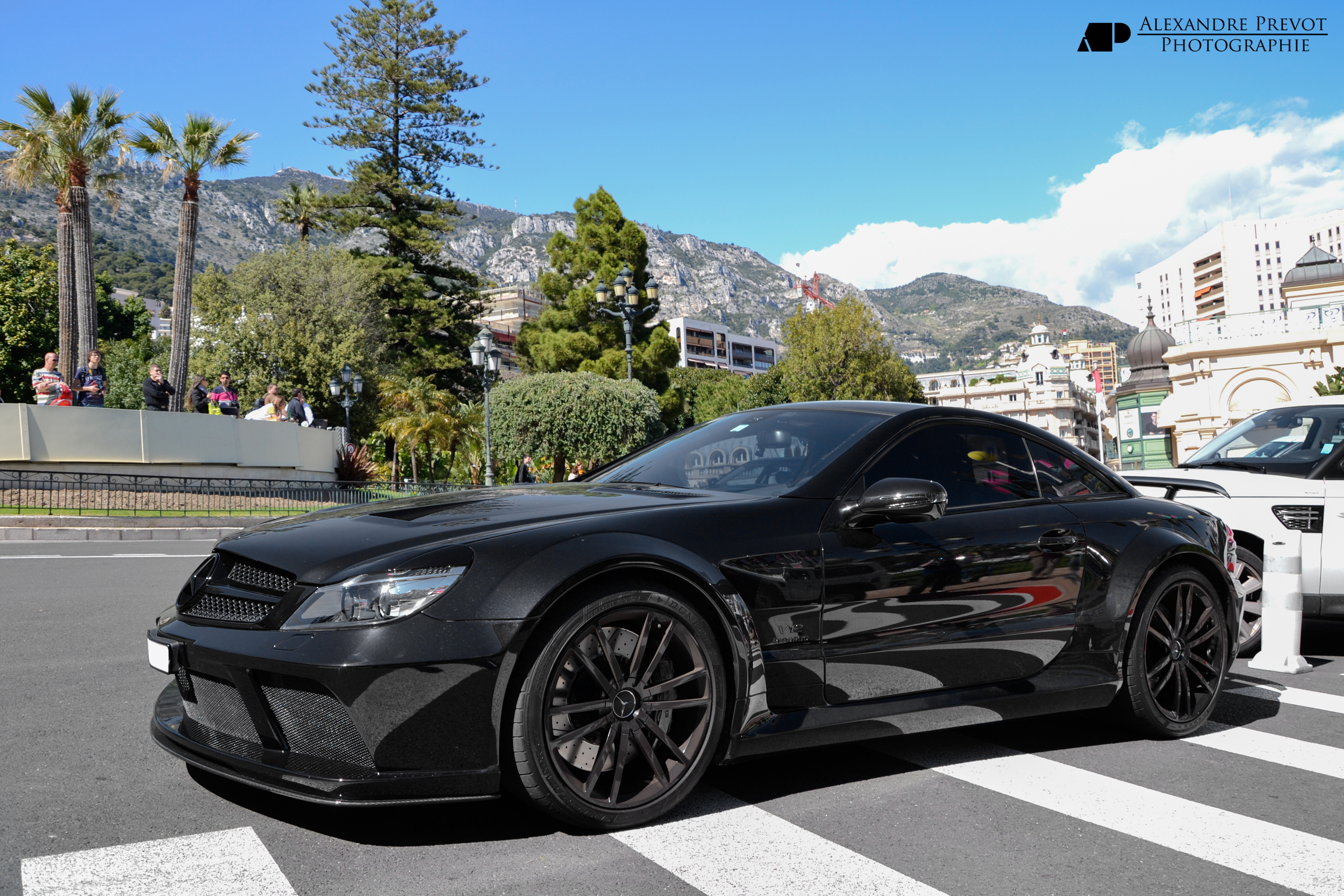 File Mercedes Benz Sl65 Amg Black Series Flickr