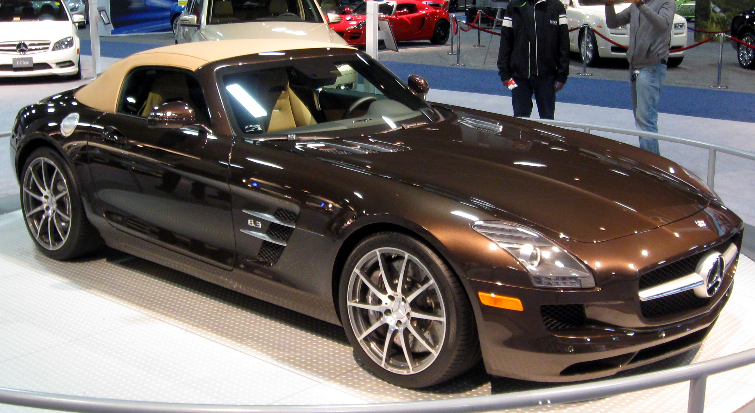 file mercedes benz sls 2012 dc jpg wikimedia commons