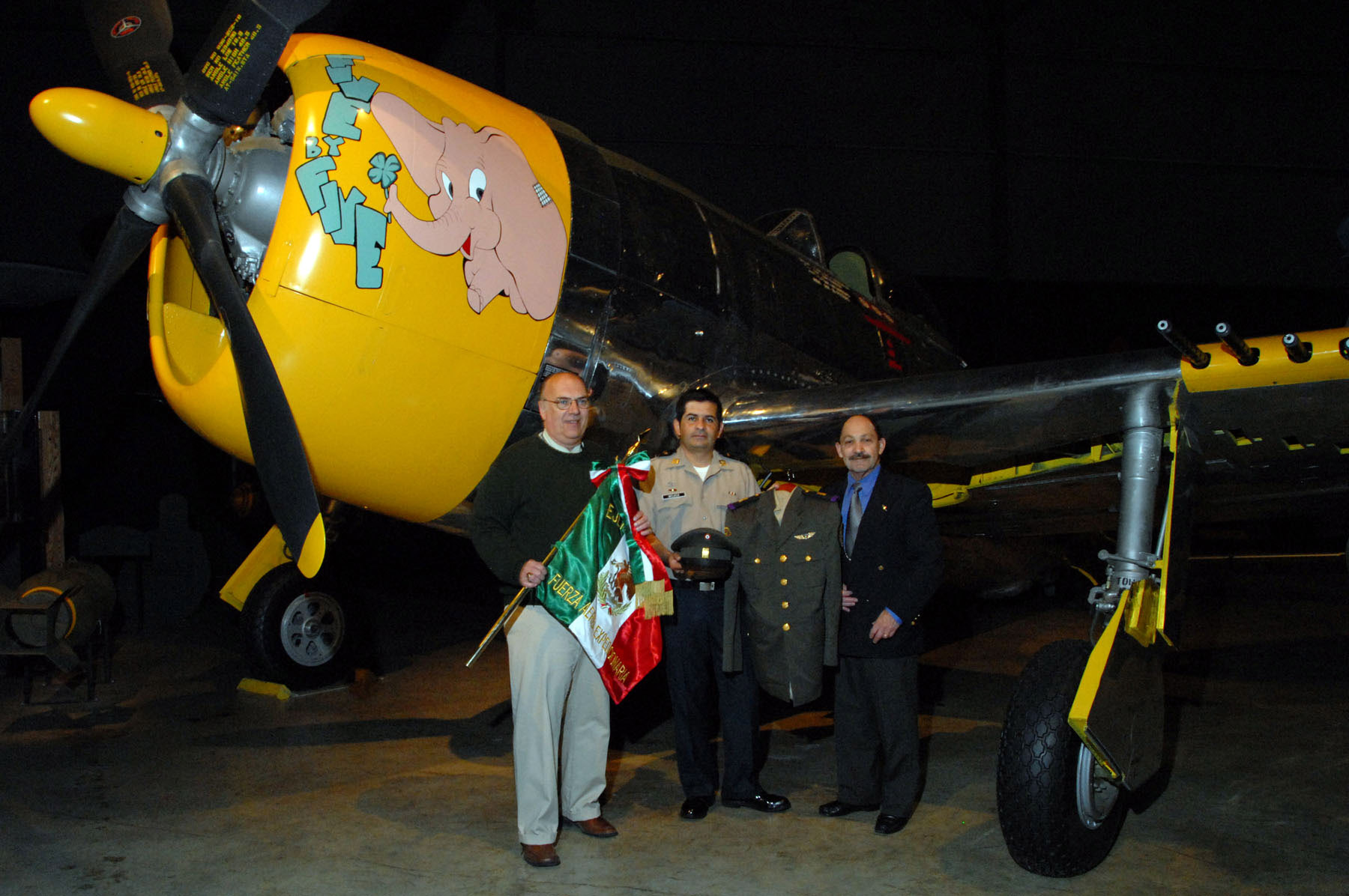 free mexican air force