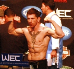 Mike Brown (fighter) American mixed martial arts fighter