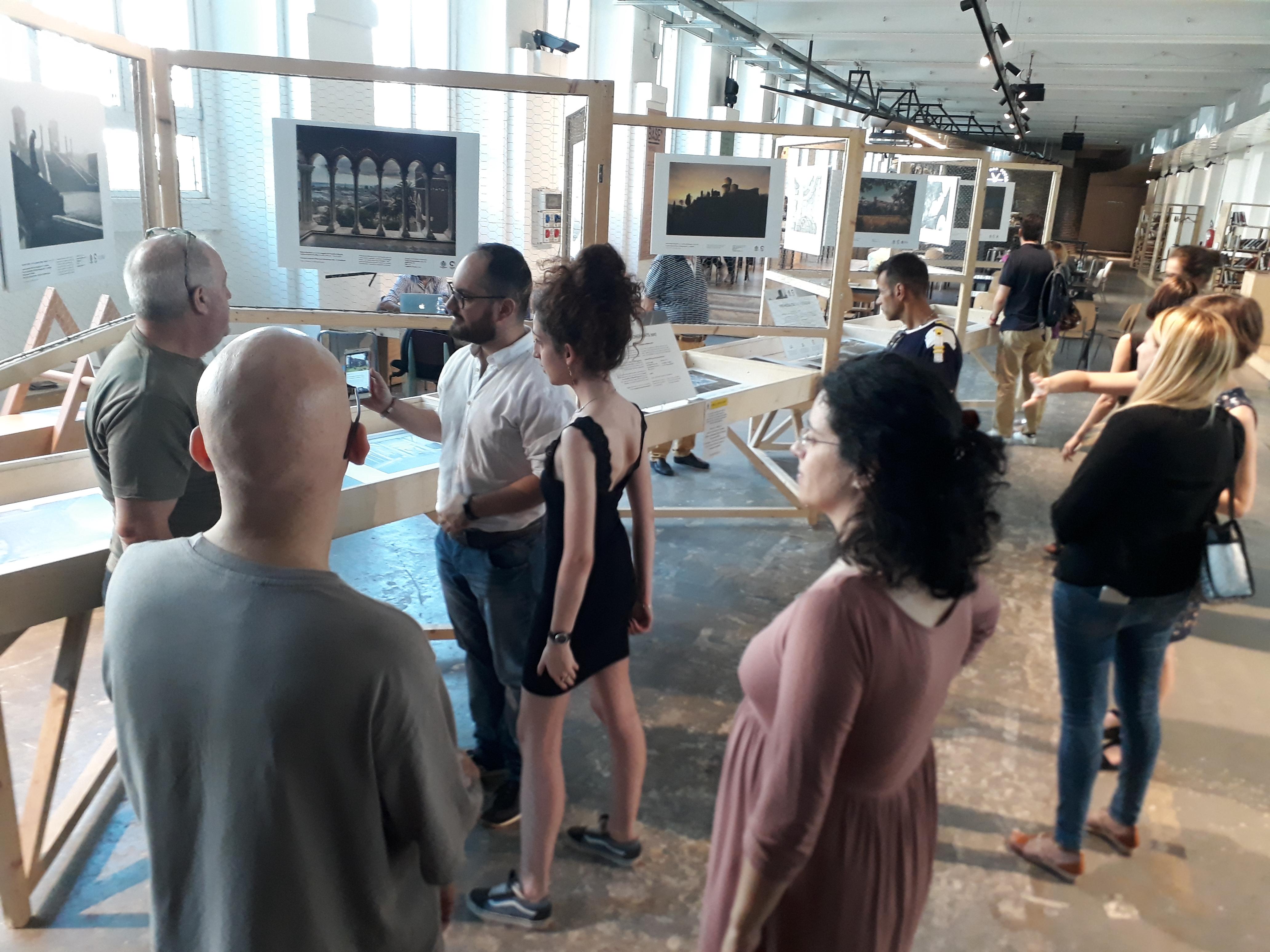 Mostra Design Milano 2018 file:mostra wiki loves monuments italia - base milano
