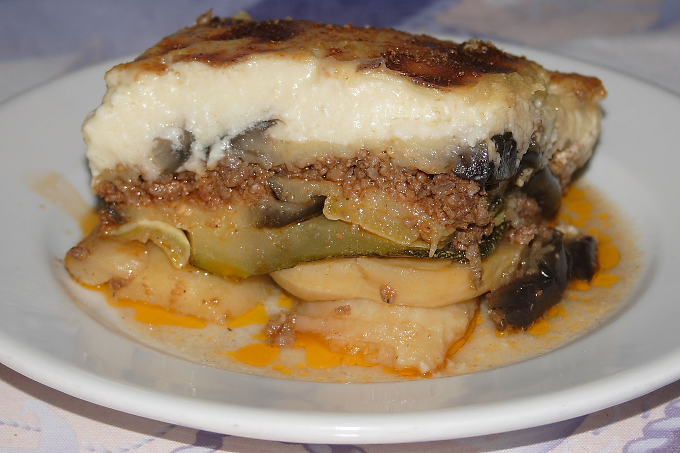 Moussaka Wikipedia
