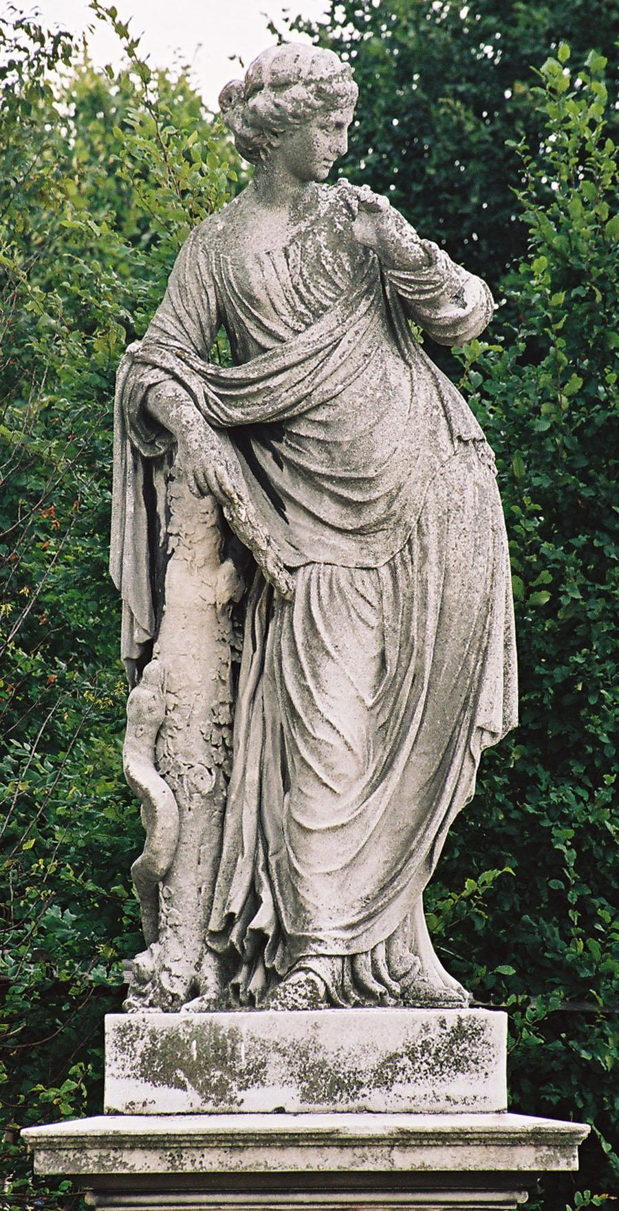 Angerona, diosa del miedo