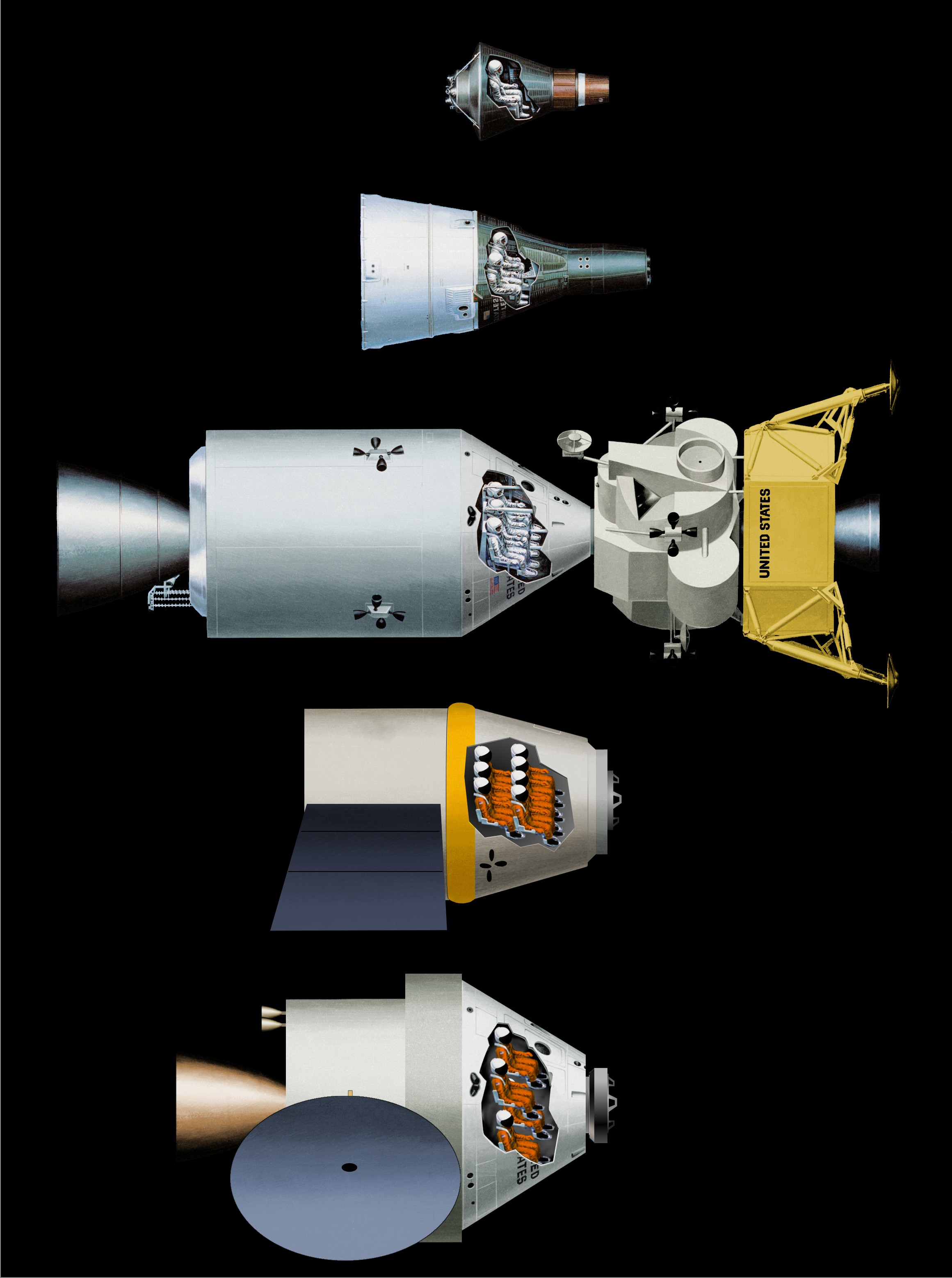 Types of Spacecraft's (page 5) - Pics about space