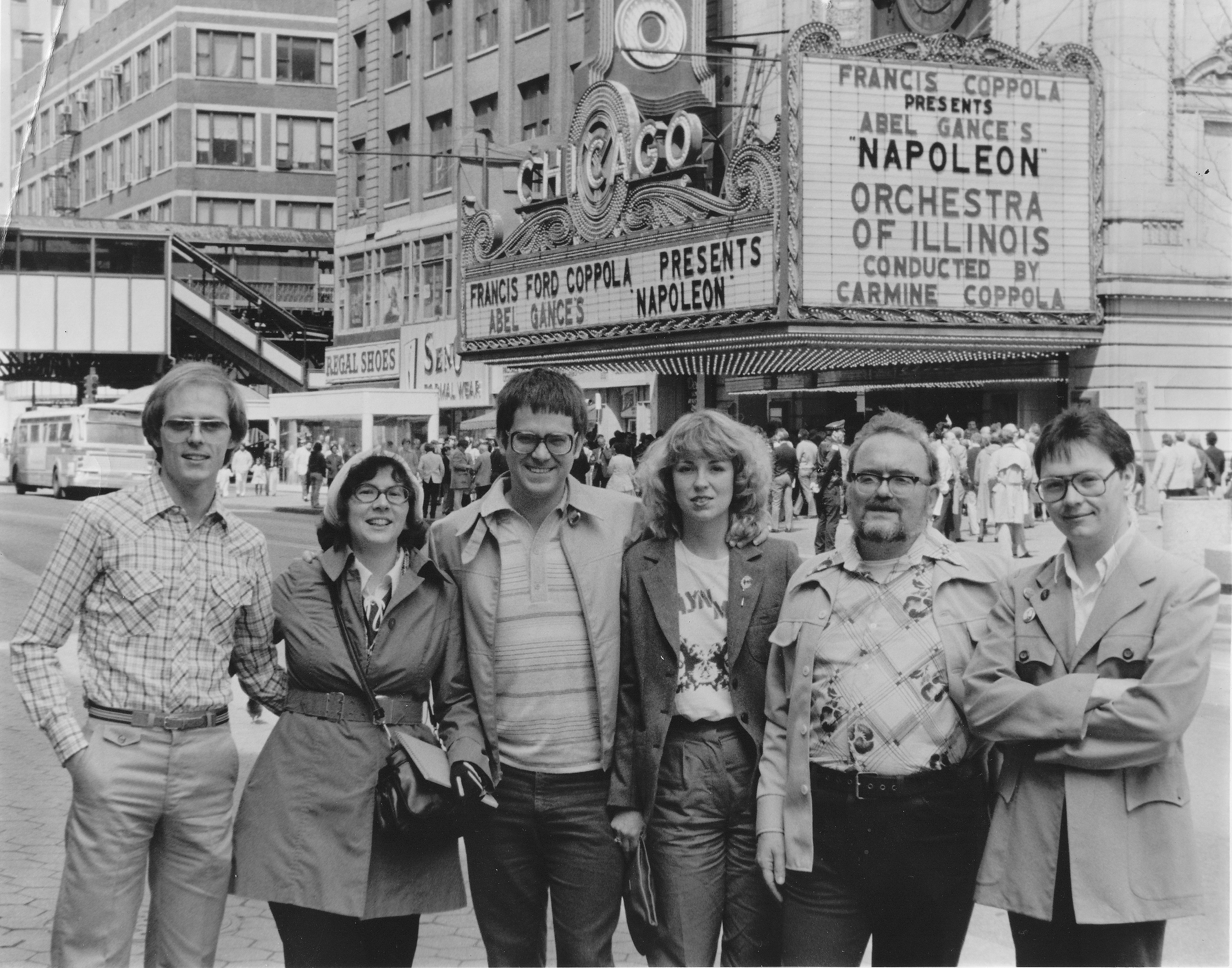 File:Napoleon (1927) shown in Chicago in 1981.jpg