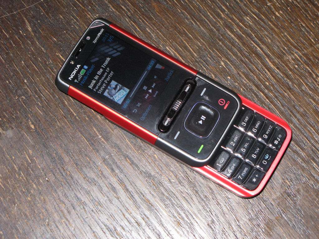 Nokia 5610 Xpressmusic Pictures | Daily Mobile