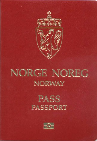 Image result for norwegian passport