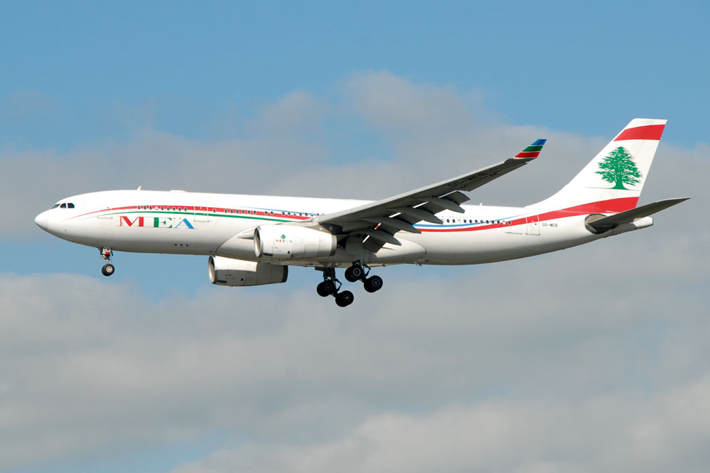 Middle East Airlines - Wikipedia, la enciclopedia libre
