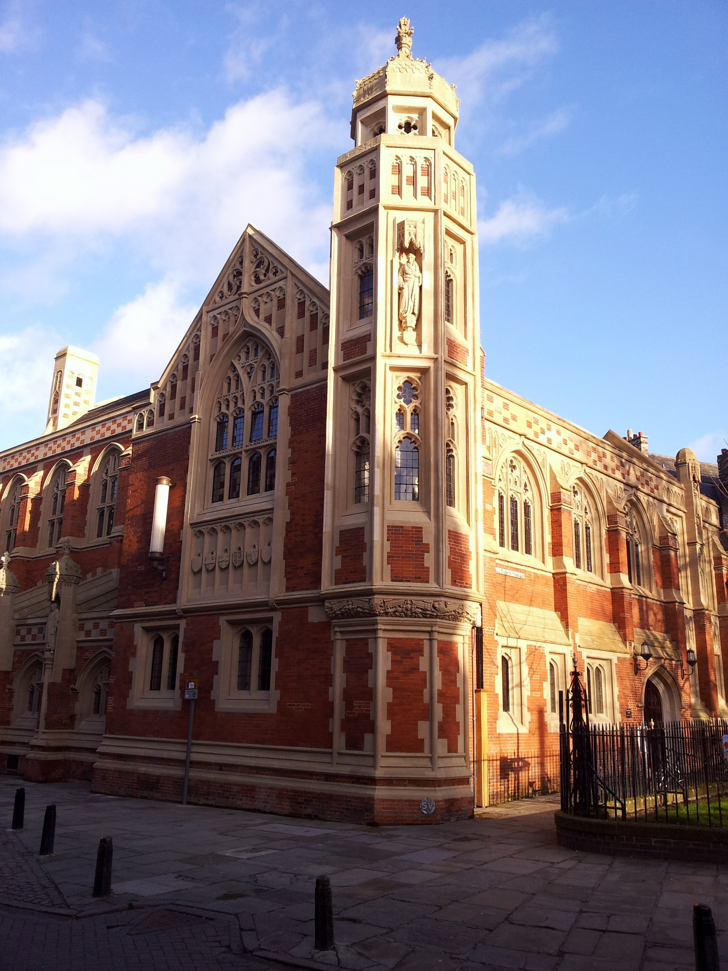 Old Divinity School, St John's College, Cambridge