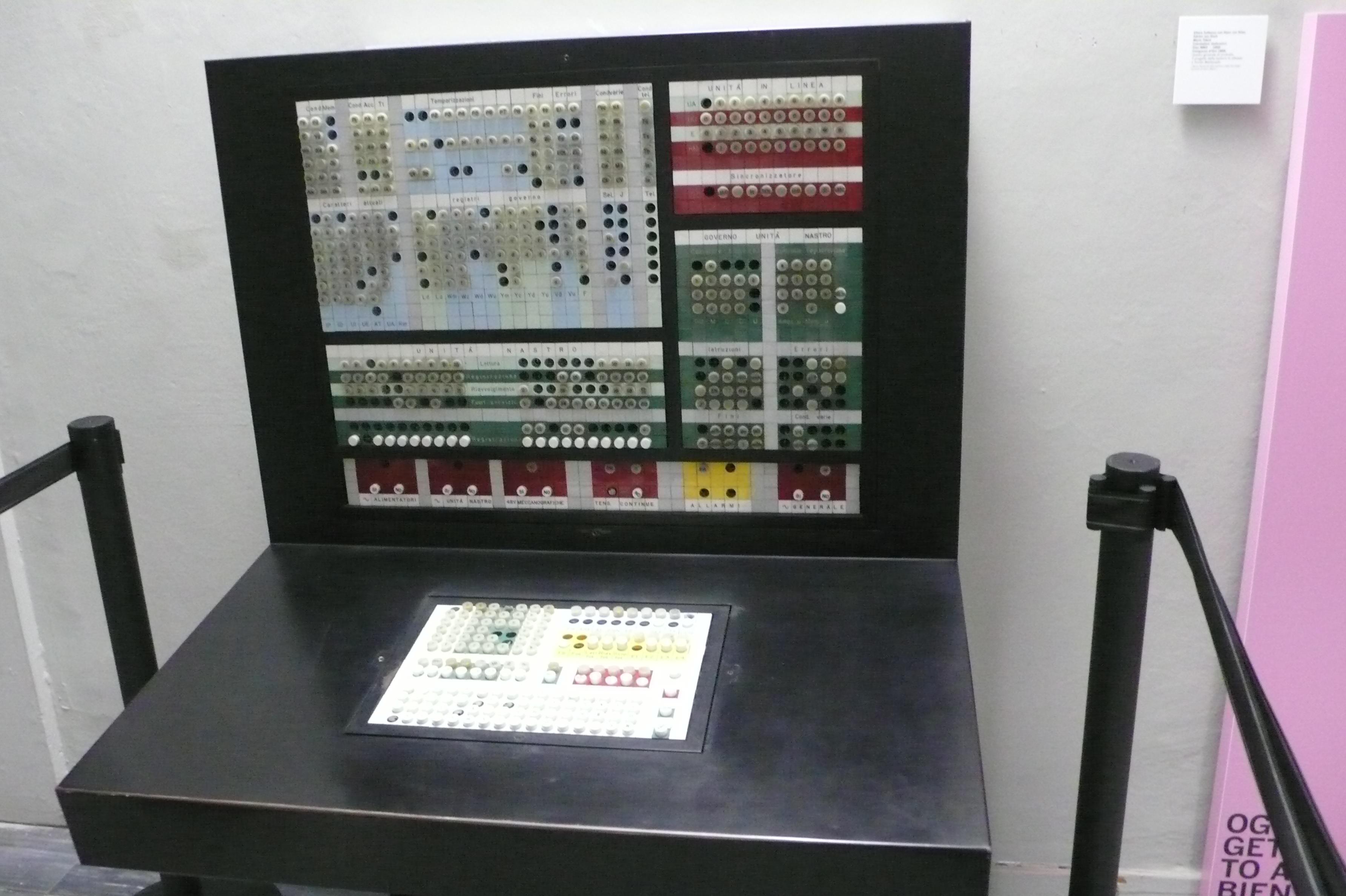 Großrechner Elea 9003 von 1957