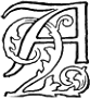 Page 185 initial from The Fables of Æsop (Jacobs).png