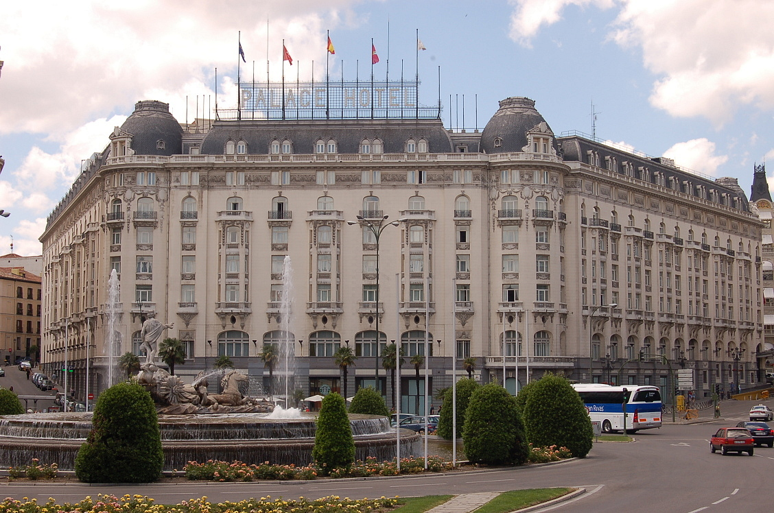 The westin palace madrid wikipedia - Hotel palace de barcelona ...
