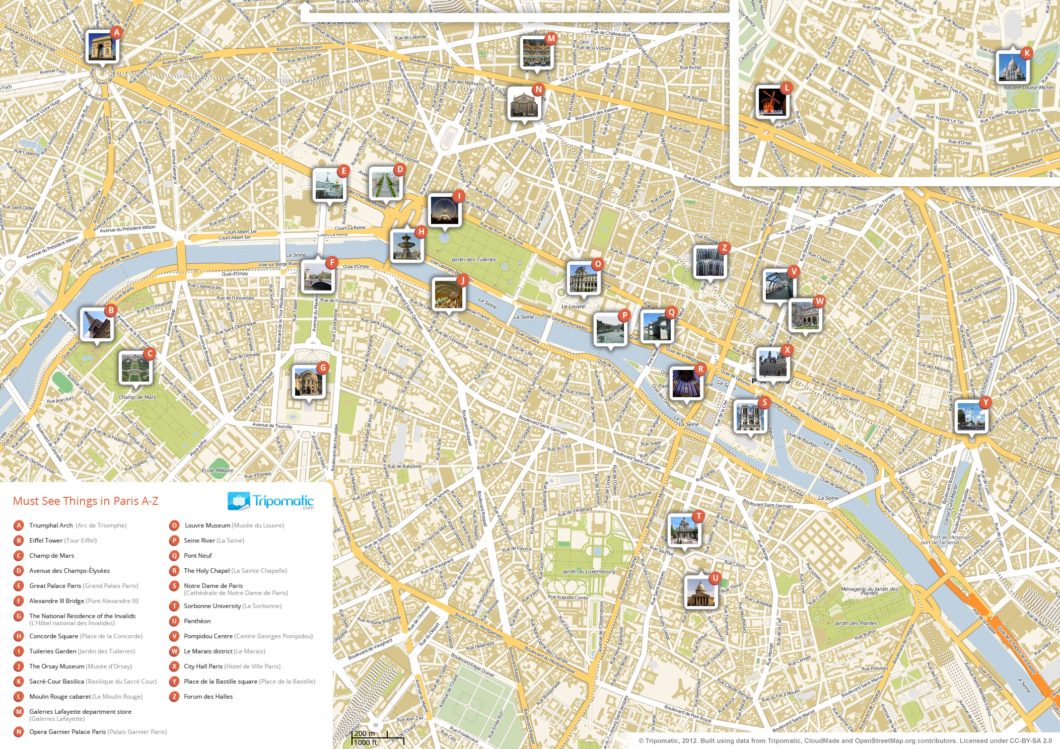 File:Paris printable tourist attractions map.jpg - Wikimedia Commons
