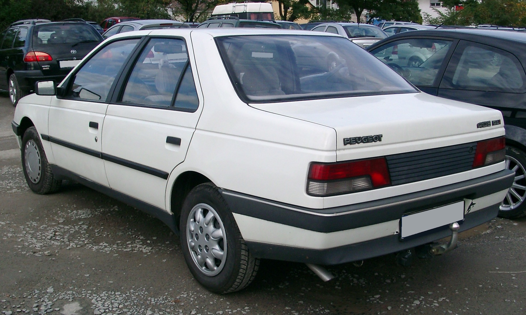 Peugeot 405 - Huiquipedia, in yōllōxoxouhqui cēntlamatilizāmoxtli