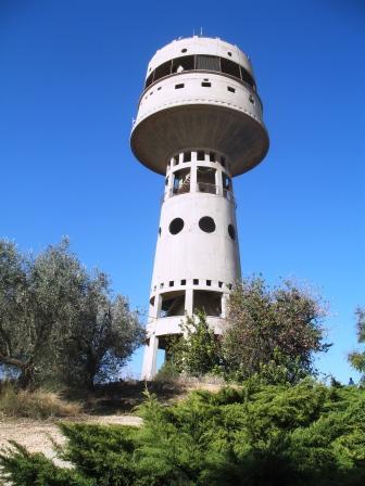 מגדל המסעדה המסתובבת כיום 2010