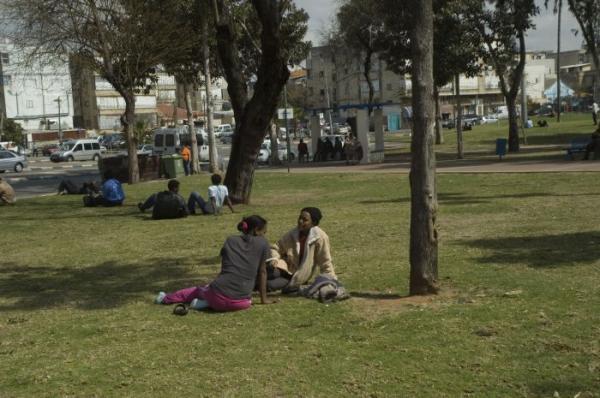 גן לוינסקי-פליטים