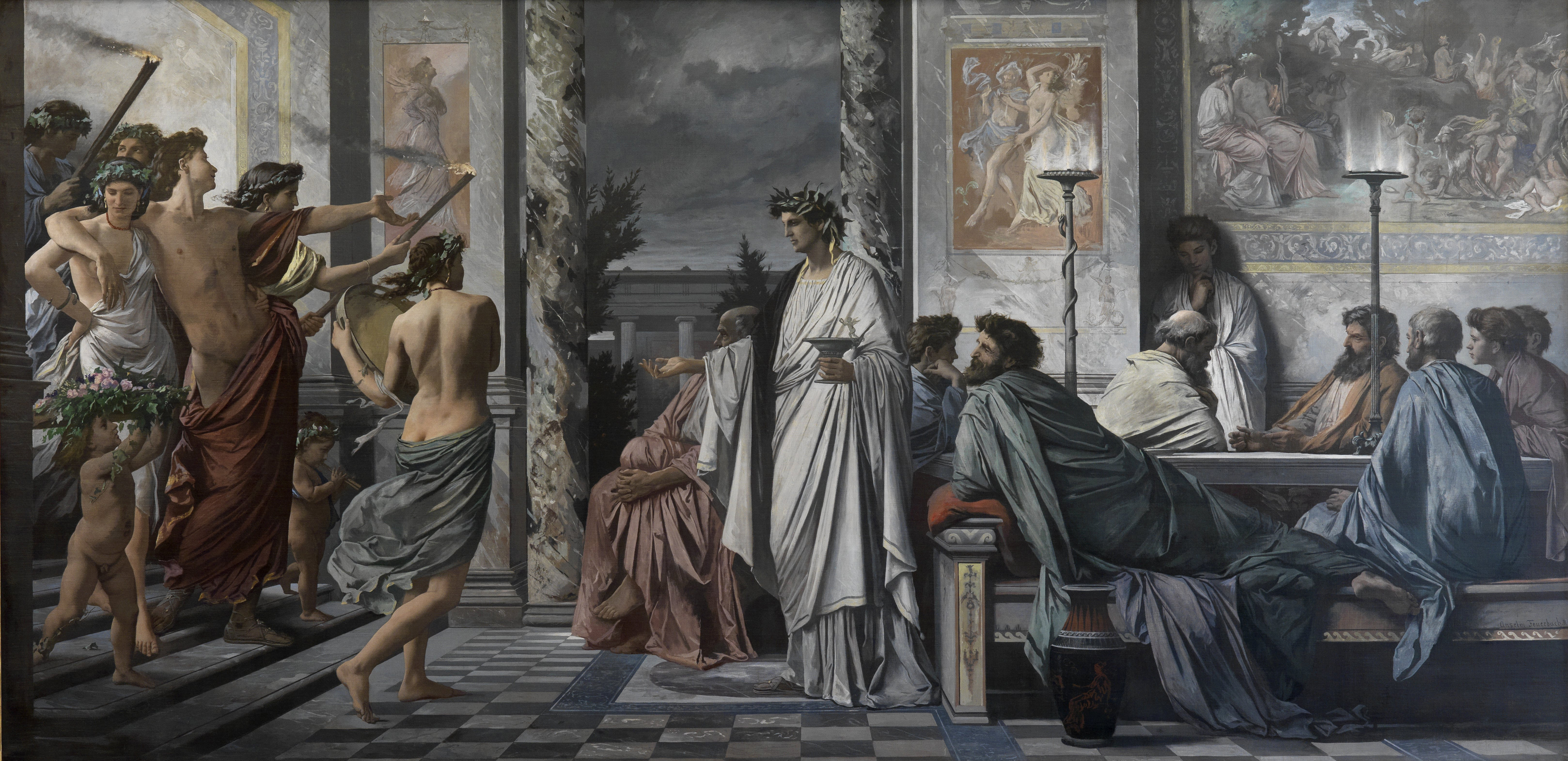 an overview of the role of socrates in ancient greece Top 10 ancient greek philosophers that makes a remarkable changes in the history of ancient world  the ancient greece saw the rise of a plethora of philosophers .