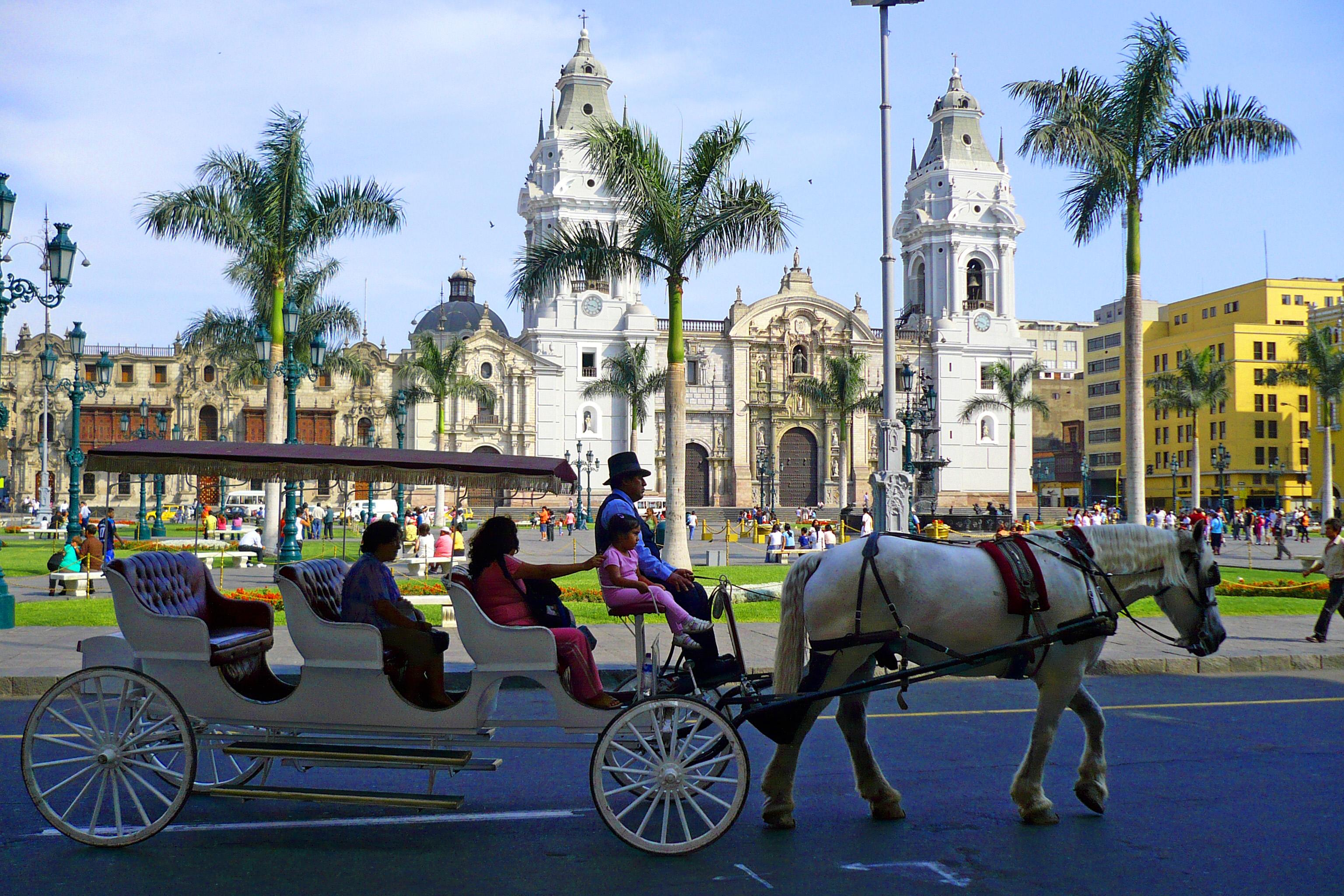 Centro Histórico de Lima – Wikipédia, a enciclopédia livre